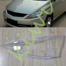 For Mitsubishi Grandis 2004-2009 Left Side Headlight Clear Cover + Glue