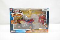 Power Rangers Dino Thunder Triassic Thunder ATV Red Ranger Bandai 2004 TY