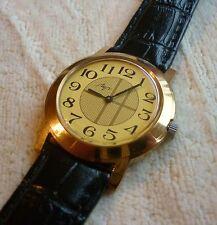 Luch Herrenuhr - Handaufzug 15 Steine - Russisch - ungetragen + Uhrenbox