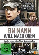 Ein Mann will nach oben - Die komplette Serie Neu und Originalverpackt 5 DVDs