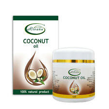 COCONUT ESSENTIAL OIL, 100% Pure & Natural, Antioxidant 1.9oz /55ML Rivana