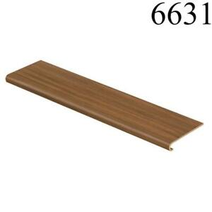 Cap a Tread 47 in. Length Laminate to Cover Stairs Asheville Hickory 1 Piece One