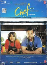 CHEF - ORIGINAL BOLLYWOOD DVD