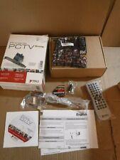 NEW PINNACLE PCTV 50I INTERNAL PCI COMPUTER TV TUNERS