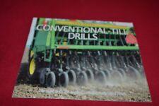 John Deere Conventional Till Drills For 1996 Dealers Brochure Yabe14