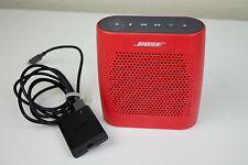 BOSE SoundLink Color Bluetooth Portable Speaker - Red - Model 415859