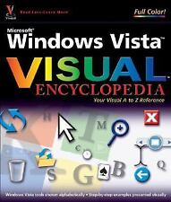 Microsoft Windows Vista Visual Encyclopedia Kate Shoup  New