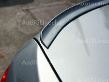 Painted For BMW E60 rear Boot lip spoiler boot 04 05