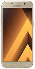 Original Samsung GALAXY A5 SM-A520F 32GB 2017 Edition Gold Sand Ohne Simlock NEU