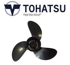 "9.8hp 8.5/"" x 7.5/"" Pitch 3B2B64515-1 8 Tohatsu Genuine Outboard Propeller 6"