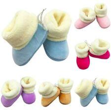 Newborn Baby Boy Girl Snow Booties Winter Soft Anti Slip Warm Winter Boots