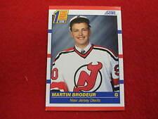 1990 Score Martin Brodeur rookie hockey card   Devils  # 439