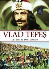 VLAD TEPES - DRACULA VLAD THE IMPALER  -Doru Nastase  - ALL REGION  SEALED DVD