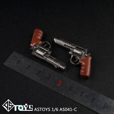 "1PC astoys 1/6 M & P Revolver Pistola Arma Modelo F 12"" Figura de Acción AS041-C Cuerpo"
