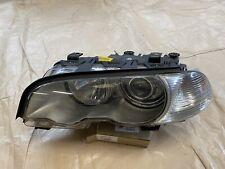 Bmw 3 Series E46 CI 2003 N/S Left Xenon COMPLETE Headlight Genuine 8377275