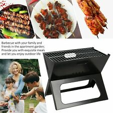 Foldable Charcoal Grill Portable Bbq Barbecue Grill for Outdoor Cooking Camping