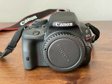 Canon EOS Rebel SL1 18.0MP Digital SLR Camera - BODY ONLY