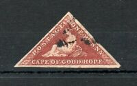 South Africa - Cape of Good Hope 1d brownish red Hope FU