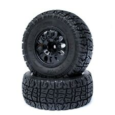 "PR Racing 2.2""/3.0"" 1/10 Short Course Truck Tires Tyre (1/2"" Offset  Wheel Rims)"