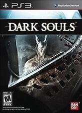 Dark Souls [M] COMPLETE Sony Playstation 3 PS3 Game