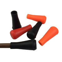 12//36//60pcs Glue On Rubber Blunts Safty Kids Toy Arrowheads Broadheads Points