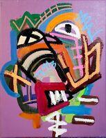 CORBELLIC ART, EXPRESSIONISM PORTRAIT, MODERN ABSTRACT, BEDROOM DESIGN, WALL ART