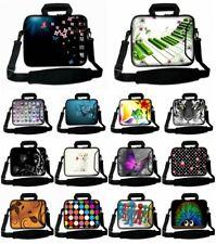 """Luxburg 10 """"- 17 """" Custodia per Laptop Design con Tracolla e Maniglia 13"""" (250x330mm) Tigre bianca"""