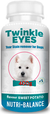 TWINKLE EYES Tear Stain Remover For Dogs - BEEF LIVER FLAVOUR - 400g