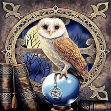 Harry Potter Hibou & Livre Diamond Peinture Kit 30 cm x 30 cm-Cross stitch
