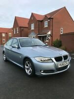 2010 BMW 3 SERIES 2.0 320D EFFICIENTDYNAMICS 161 BHP LOW MILEAGE 62000 £20 TAX