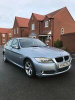 2010 BMW 3 SERIES 2.0 320D EFFICIENTDYNAMICS 161 BHP LOW MILEAGE 62000 £20 TAX