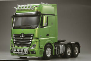 Hercules Hobby 1:14 RC Prime Mover Tractor Truck -  Mercedes Benz Actross 3363