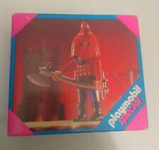Playmobil 4524 hacha Hombre * Sellado * Sin Usar, En Caja * Especial