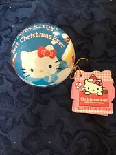 HELLO KITTY.Boule De Noel Pour Sapin 🎄 ou décoration.