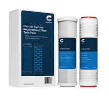 Clearsource REPLACEMENT FILTER TWIN PACK with 0.2 Micron Filter