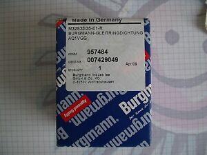 BURGMANN-GLRD: M32S33/35-E1-R    AQ1VGG / KSB. Nr.: 00104970  für Movi 3    ~  6
