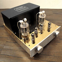 AUDIOROMY FU29 x 2 Vacuum Valve Tube Hi-end Tube Integrated Amplifier 110v-230v