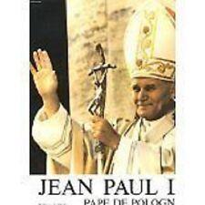 JEAN PAUL II    PAPE DE POLOGNE