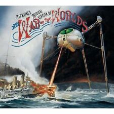 War of The Worlds Remixed Digipak Australian IMPORT Jeff Wayne Audio CD