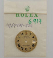 Rolex original champagne dial for gold Datejust 26mm 69178 new old stock 201