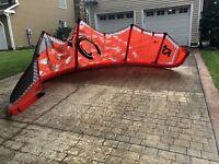 2015 Cabrinha Switchblade Kite 12m