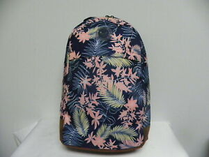 Roxy Distraction Med Blue  Backpack