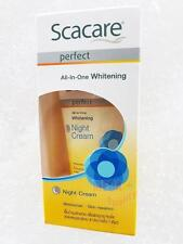 Scacare Perfect All-In-One Whitening Night Cream with Vitamin AEC Complex 30g