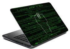 meSleep Tuxedo Laptop Decal - Laptop Skin- Size-14.1 to 15.6 inches
