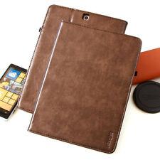 LUXURY Custodia Protettiva in Pelle per Samsung Tab s2 8.0 (piccolo) Tablet Custodia Cover Case