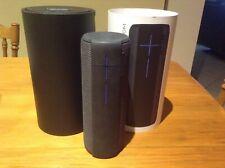 Ultimate Ears MEGABOOM - Bluetooth Portable Speaker - Charcoal in VGC