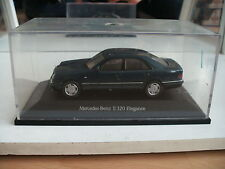 Herpa Mercedes E320 Elegance in Dark Green on 1:43 in Box