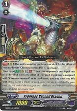 CARDFIGHT VANGUARD CARD: PROGRESS SECOND DRAGON - G-CB04/040EN C