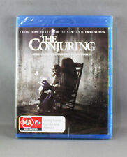 THE CONJURING (2013, BLU-RAY) REGION B - BRAND NEW/SEALED