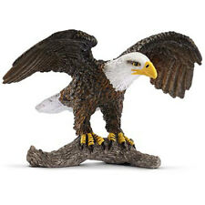 Schleich – Bald Eagle * Bird America Animal Toy Figure NEW model # 14780